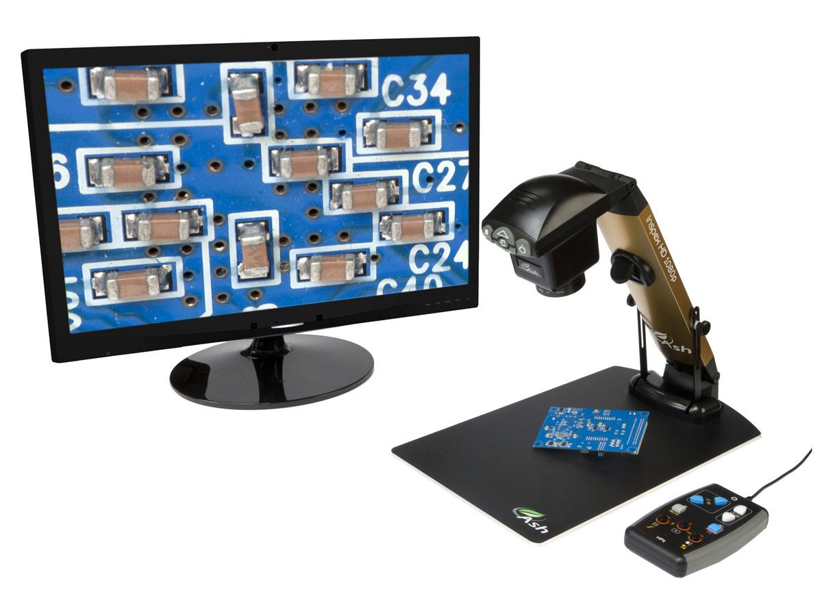 Mikroskop cyfrowy inspex hd 1080p